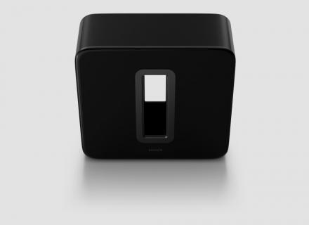 Sonos Sub: Γεμίστε τον χώρο με βαθύ, απύθμενο ήχο που σας επιτρέπει να ακούτε και να αισθάνεστε κάθε λεπτομέρεια.