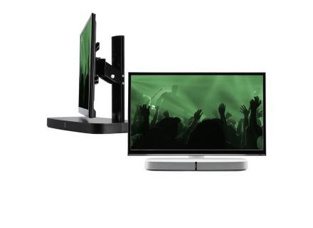 Ρυθμιζόμενη βάση τηλεόρασης για το Sonos Playbase προεπισκόπηση